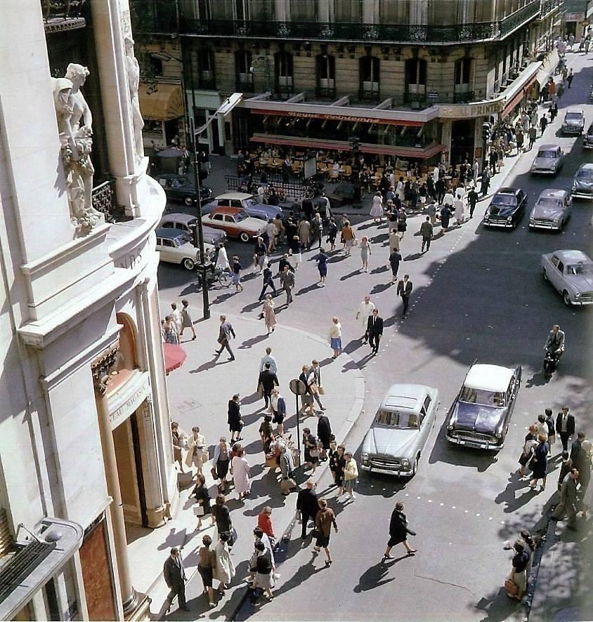 Le Printemps en 1960