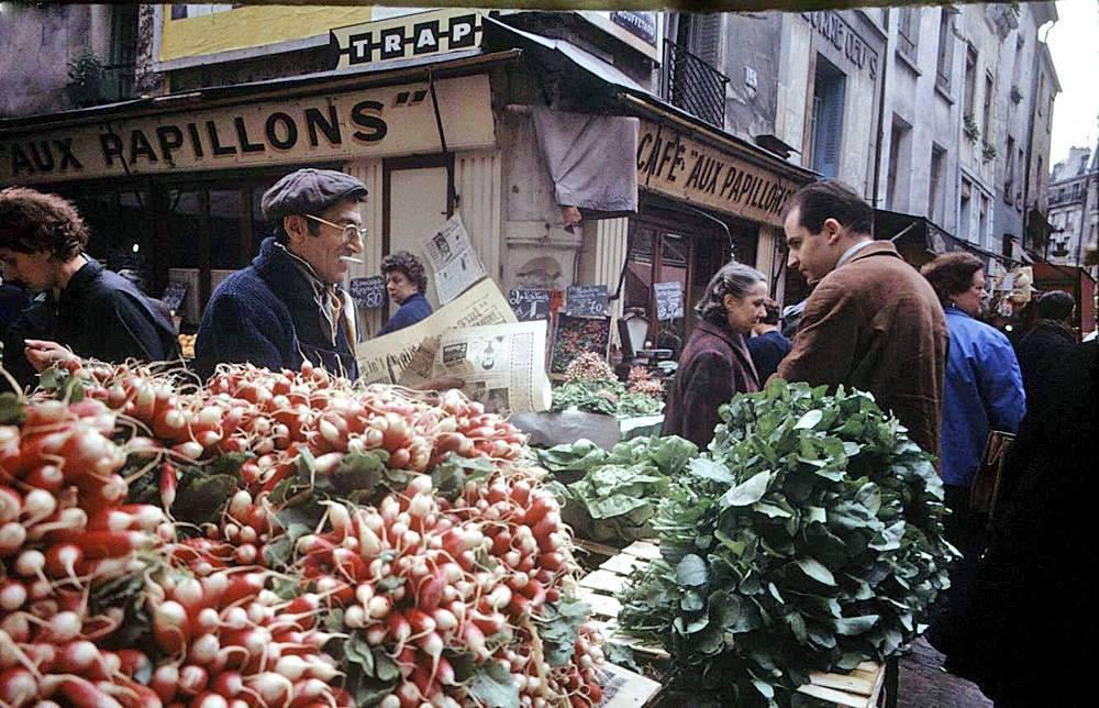Rue Mouffetard 1963