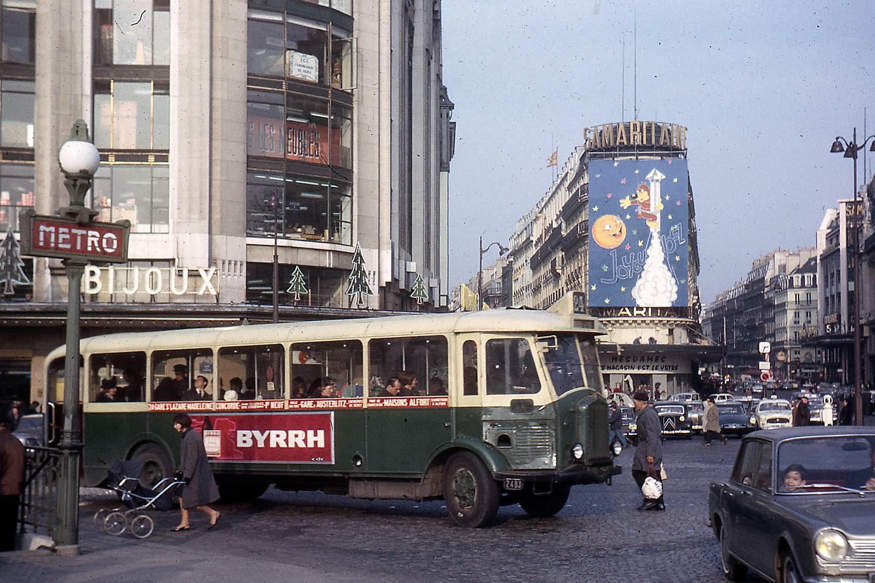 Samaritaine 1964