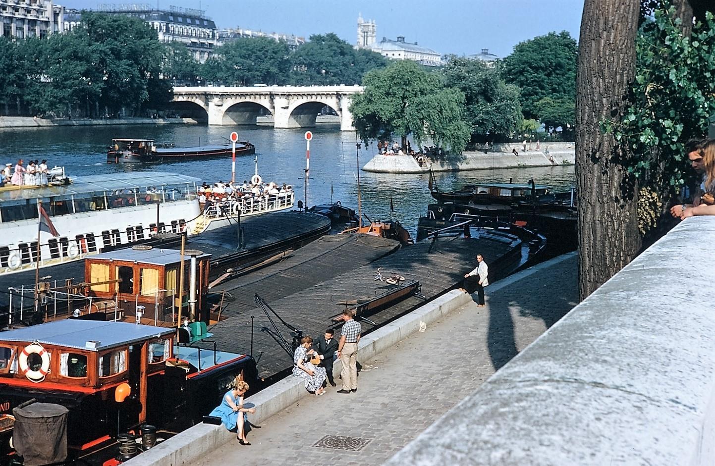 Pont Neuf et de la Samaritaine