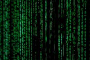 Matrix conceptual image